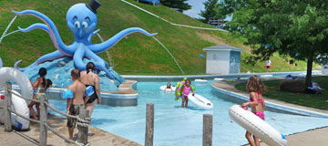 Knights Action Park Caribbean Water Adventure